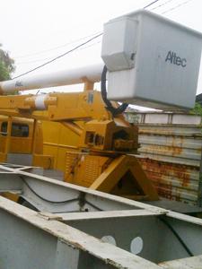 rental mobil crane 14 meter